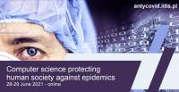 Computer science protecting human society against epidemics