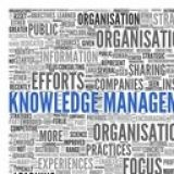 WG 12.6 – Knowledge Management